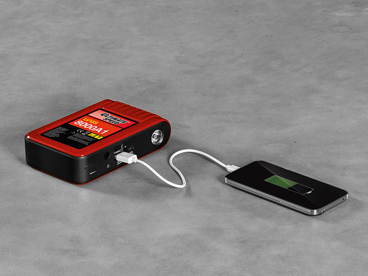 Ultimate speed powerbank with jump start function1 lidl for Ultimate speed caricabatterie lidl