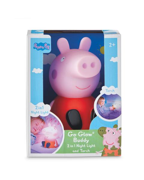 Go Glow Peppa Pig Buddy Light Aldi Great Britain Specials Archive