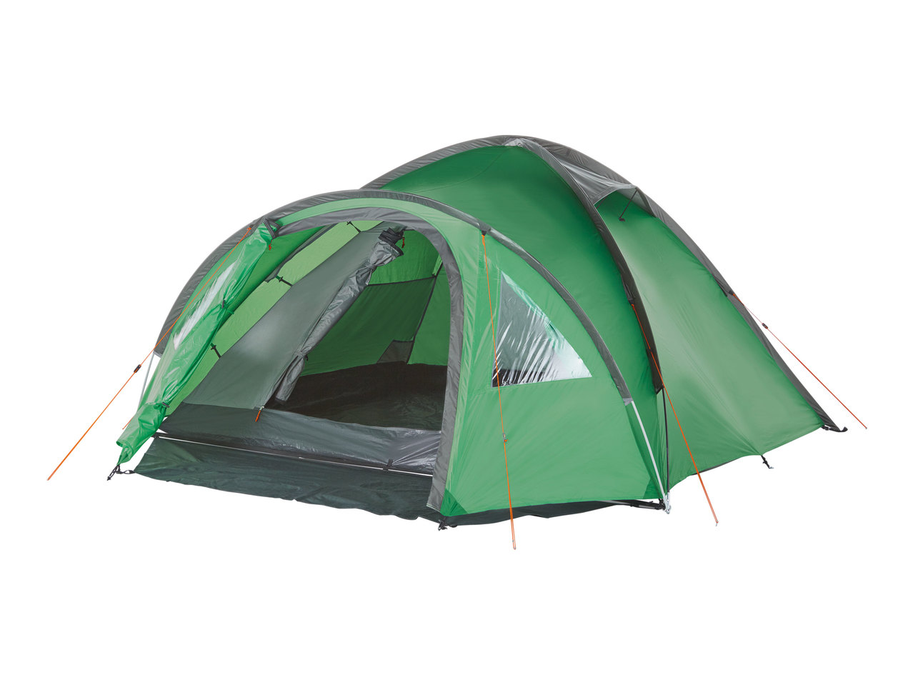 Crivit 4-Person Double Roof Dome Tent1