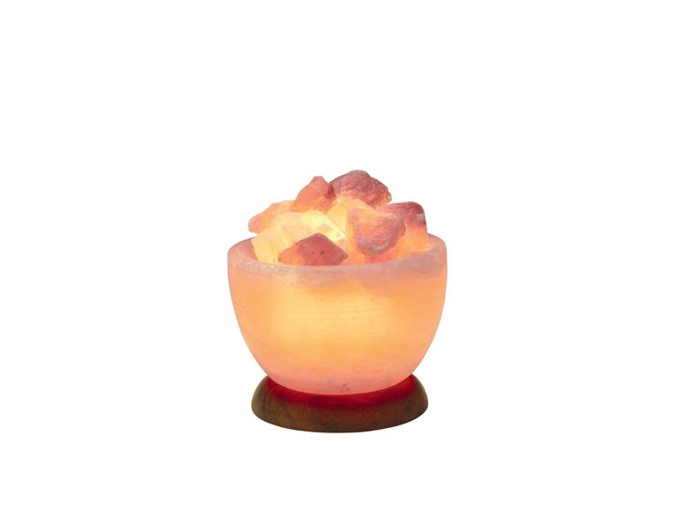 Lampade Cristallo Di Sale : Lampada ai cristalli di sale lidl u italia archivio offerte