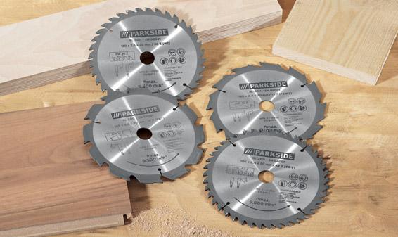2 disques pour scie circulaire lidl france archive - Mini scie circulaire lidl ...
