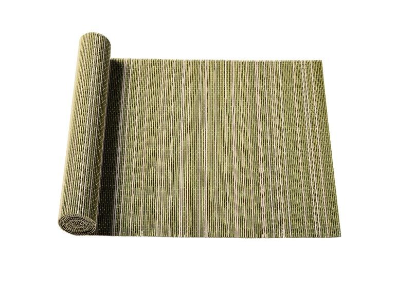 Sets de table en bambou ou chemin de table lidl for Chemin de table bambou