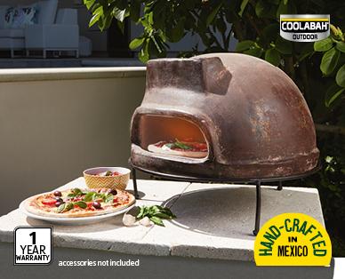 woodfire pizza oven aldi australia specials archive. Black Bedroom Furniture Sets. Home Design Ideas
