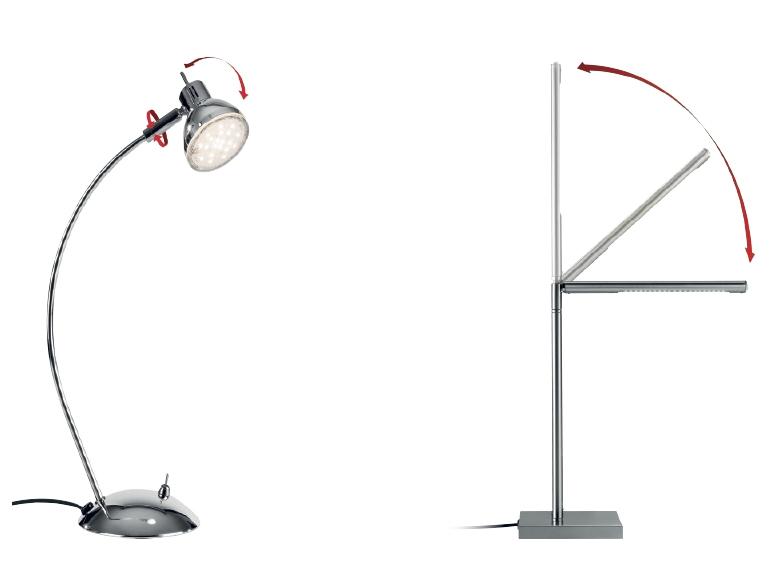 LIVARNO LUX LED Desk Lamp - Lidl u2014 Great Britain - Specials archive