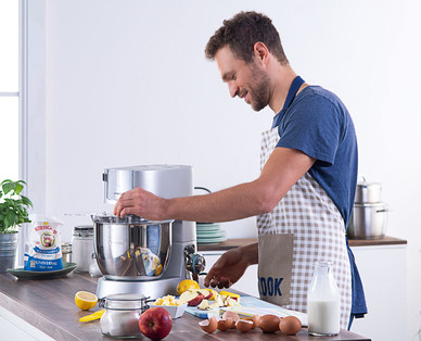 Aldi Profi Küchenmaschine 2021
