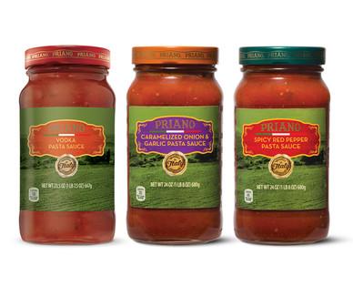 Priano Pasta Sauce Aldi Usa Specials Archive