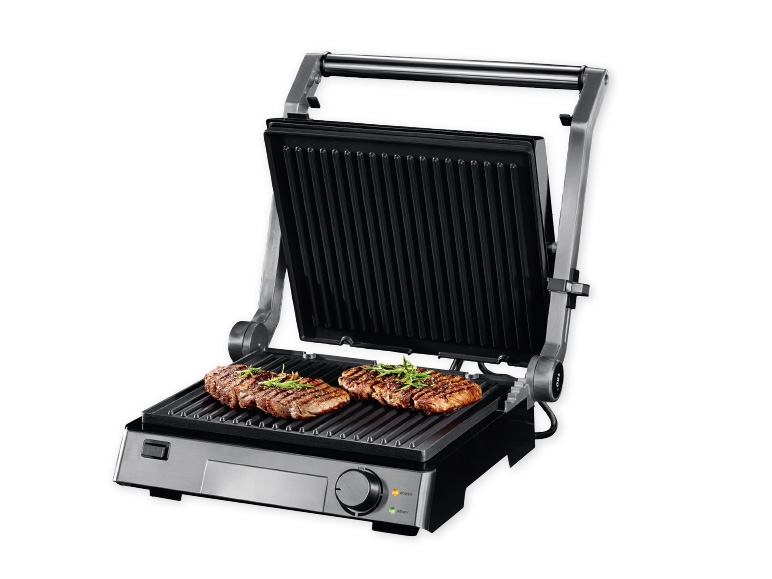 Silvercrest kitchen tools 2 000w contact grill lidl - Silvercrest kitchen tools opiniones ...