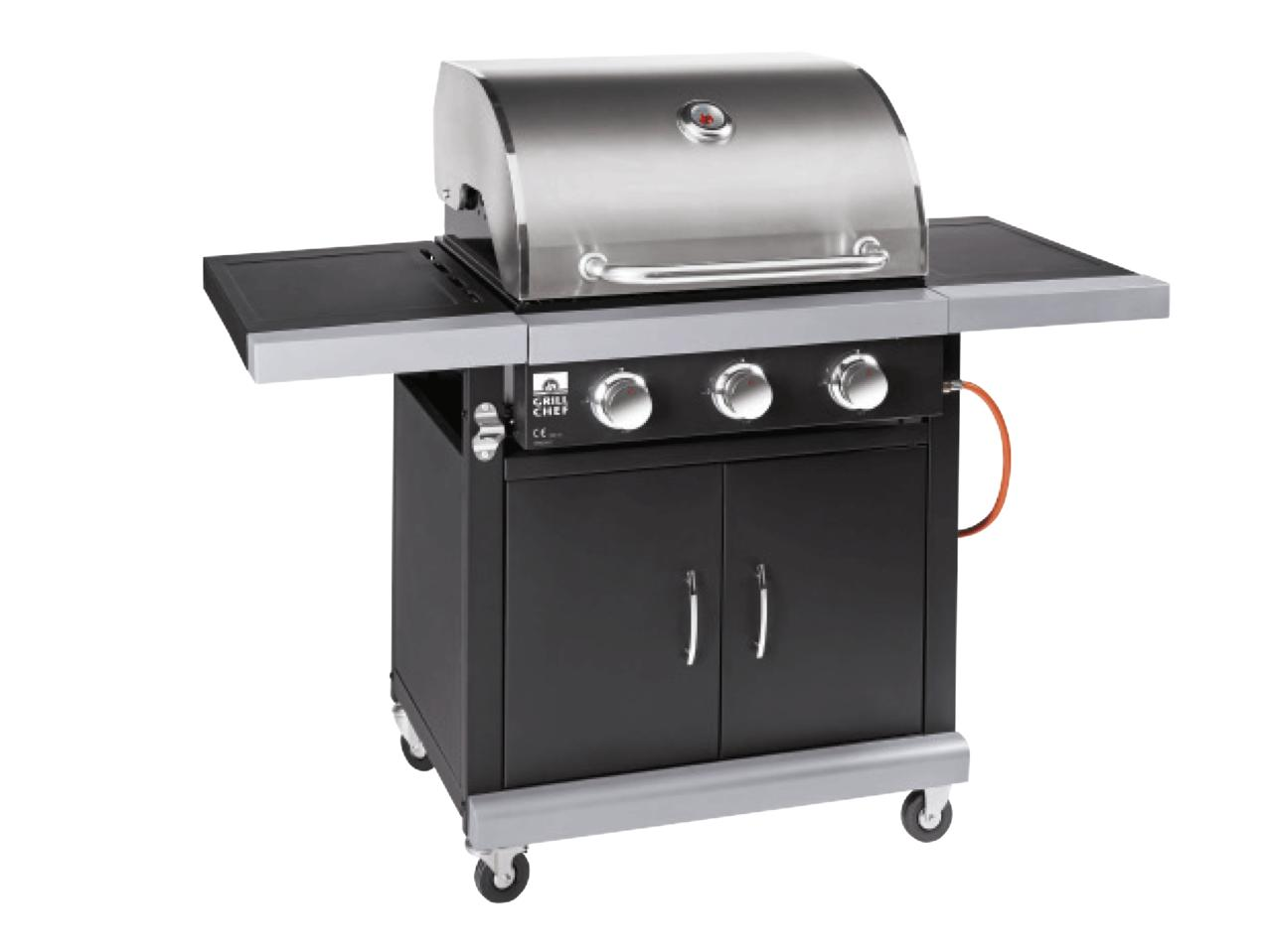landmann by grillchef gas barbecue - lidl — ireland - specials archive