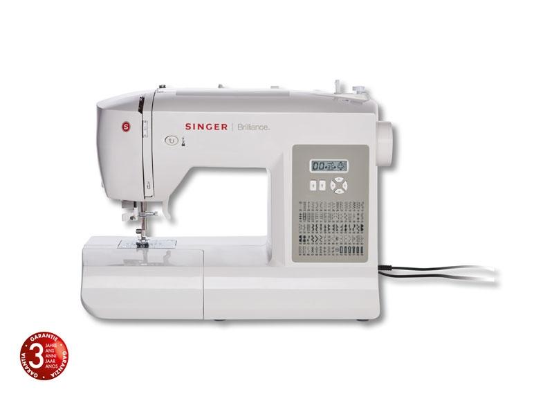 Macchina da cucire brilliance 6180 lidl svizzera for Lidl offerte della settimana macchina da cucire