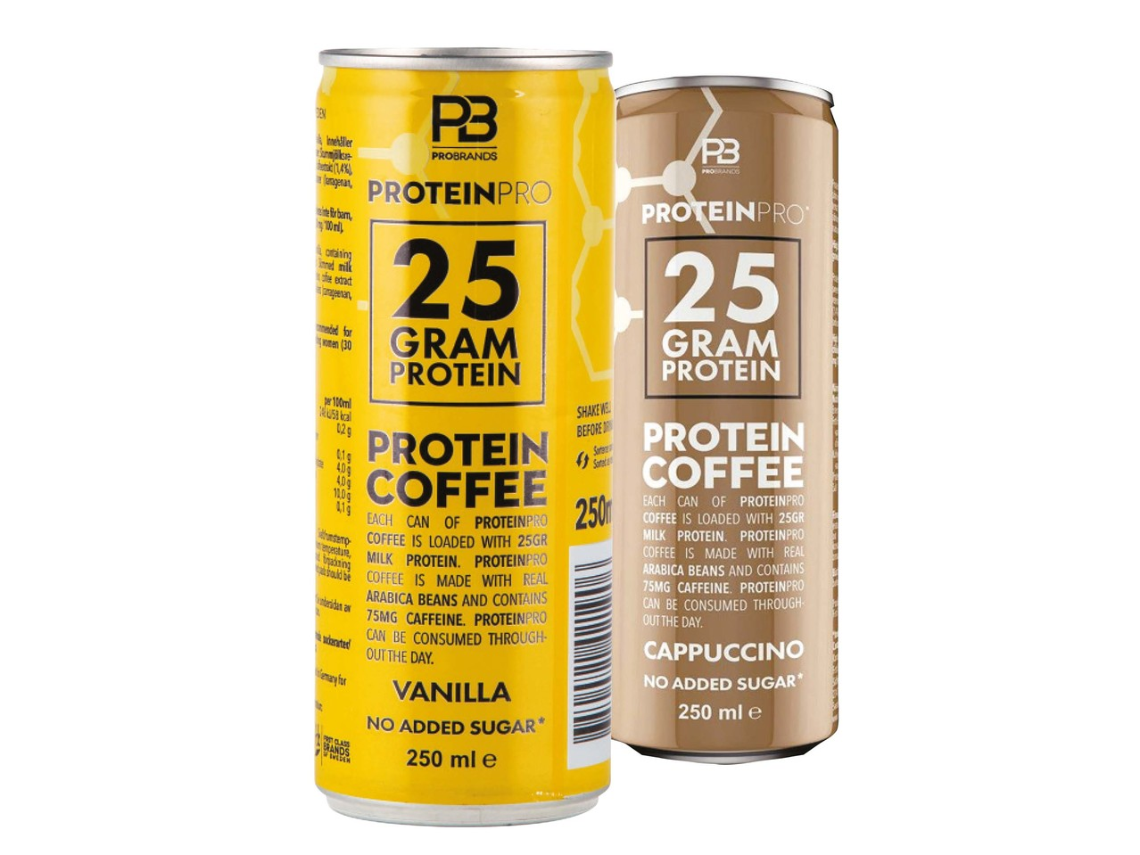 Protein Coffee Lidl Ireland Specials Archive
