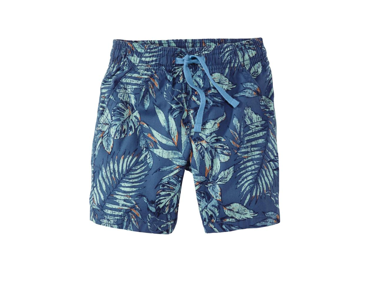Beach Bum Bermuda Shorts are ready for all of your kid's summer adventures! These shorts have a professional finish featuring a pieced waistband, faux fly, front .
