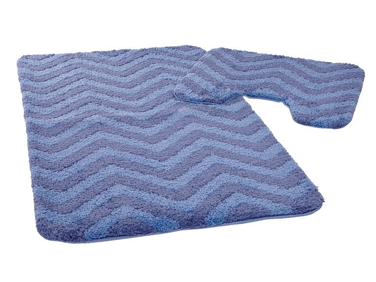 2 tapis de bain en microfibre lidl france archive for Tapis salle de bain microfibre