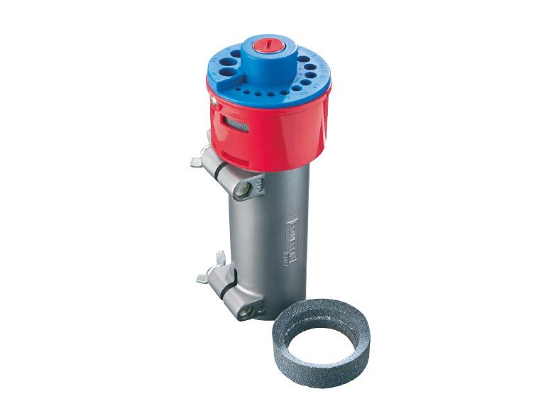 powerfix drill bit sharpener instructions