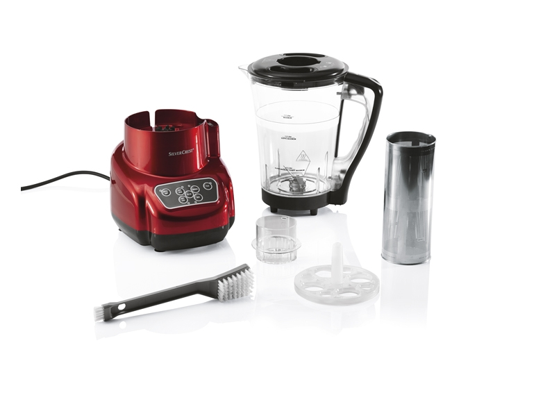 Silvercrest kitchen tools 5 in 1 cook mix soup maker - Silvercrest kitchen tools opiniones ...