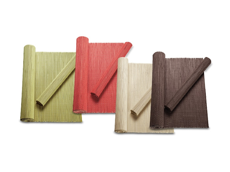 Bambus Tischsets Tischlaufer Lidl Schweiz Archiv Werbeangebote