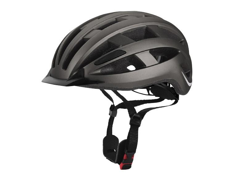 crivit cycling helmet with rear light lidl great. Black Bedroom Furniture Sets. Home Design Ideas