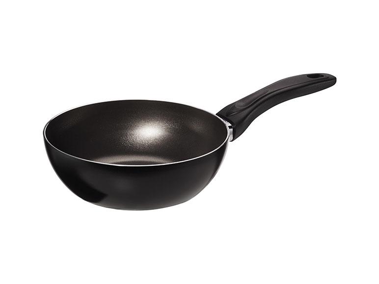 Ernesto Aluminium Wok Frying Pan Or Saucepan Lidl