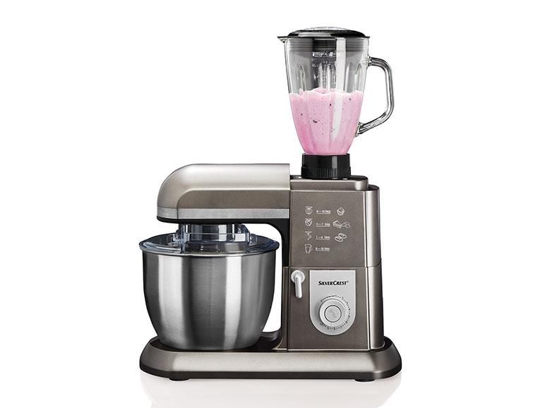 Silvercrest kitchen tools professional food processor and - Silvercrest kitchen tools opiniones ...