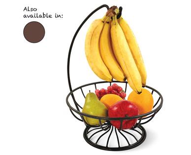 Crofton Banana Hanger With Fruit Basket - Aldi — USA - Specials archive