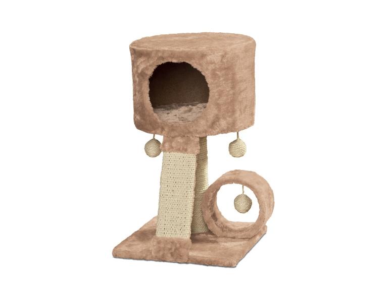 petit arbre chat lidl france archive des offres. Black Bedroom Furniture Sets. Home Design Ideas