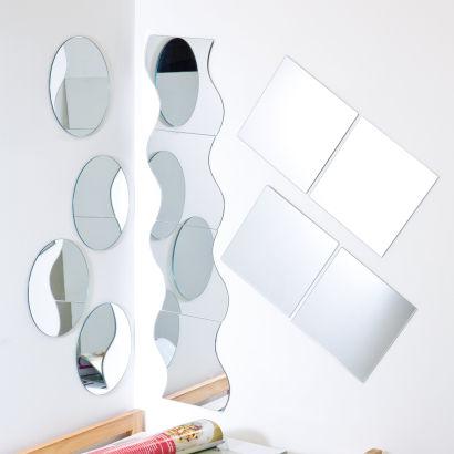miroirs decoratifs. Black Bedroom Furniture Sets. Home Design Ideas