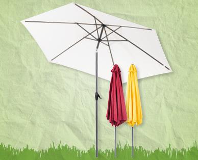 parasol 3 m gardenline r aldi suisse archive des offres promotionnelles. Black Bedroom Furniture Sets. Home Design Ideas