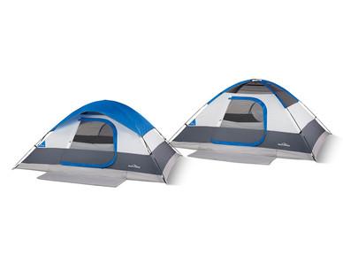 ... Dome Tent Adventuridge 4-Person 9u0027 L x 7u0027 W ...  sc 1 st  Specials archive & Adventuridge 4-Person 9u0027 L x 7u0027 W Dome Tent - Aldi u2014 USA ...