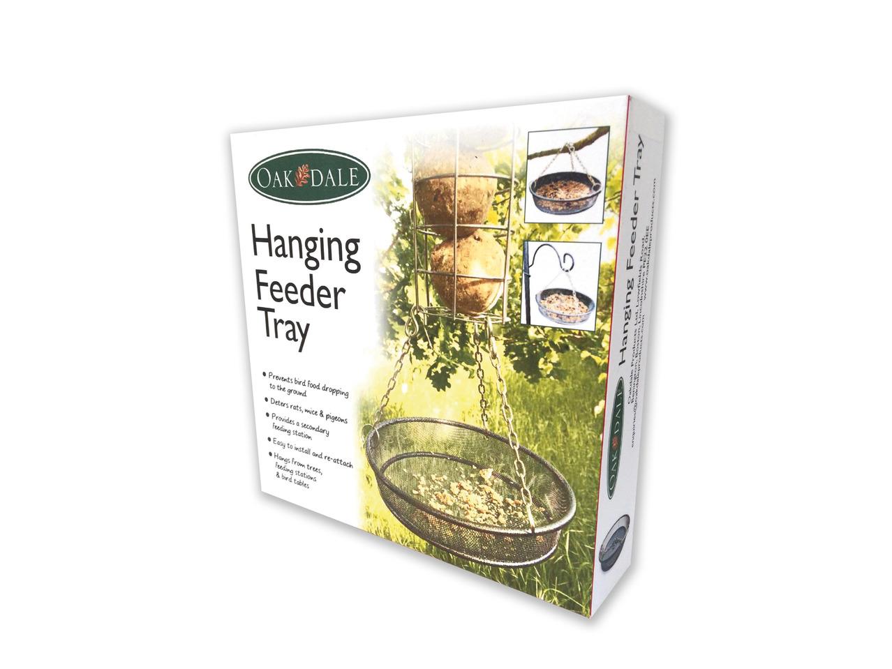 Oakdale Hanging Feeder Tray