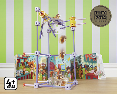 Goldie Blox - Goldie Blox And The Spinning Machine