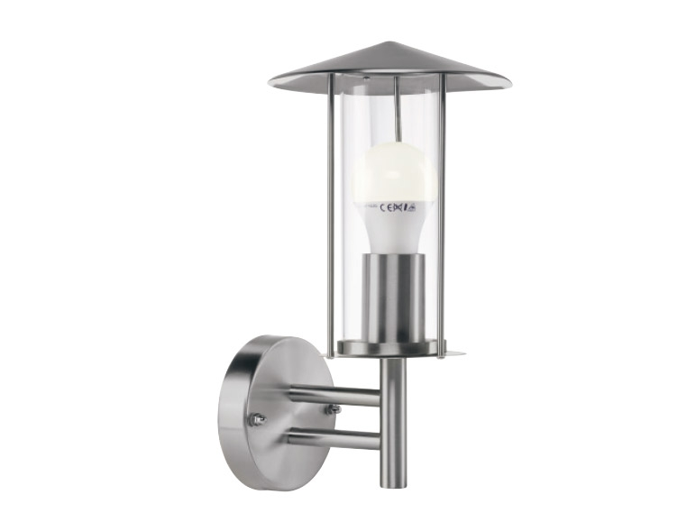 Livarno Lux Led Outdoor Wall Light Lidl Great Britain