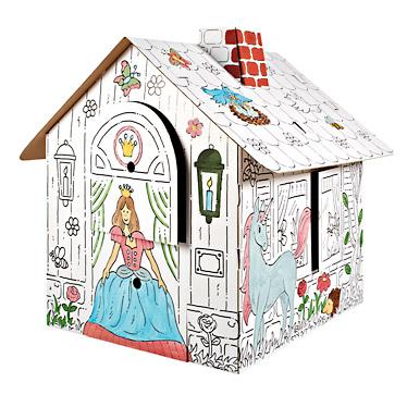 Maison de jeux lidl france archive des offres for Maison en carton a colorier