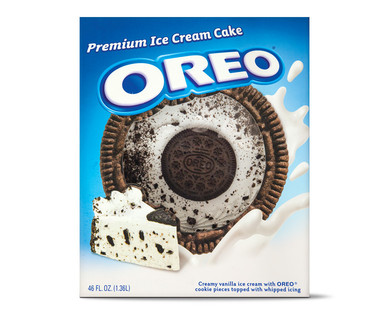 Oreo Ice Cream Cake Aldi Usa Specials Archive