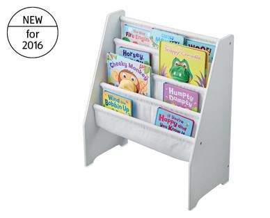 on sale 2fd4c 0ac71 Children's Sling Bookcase - Aldi — Ireland - Specials archive