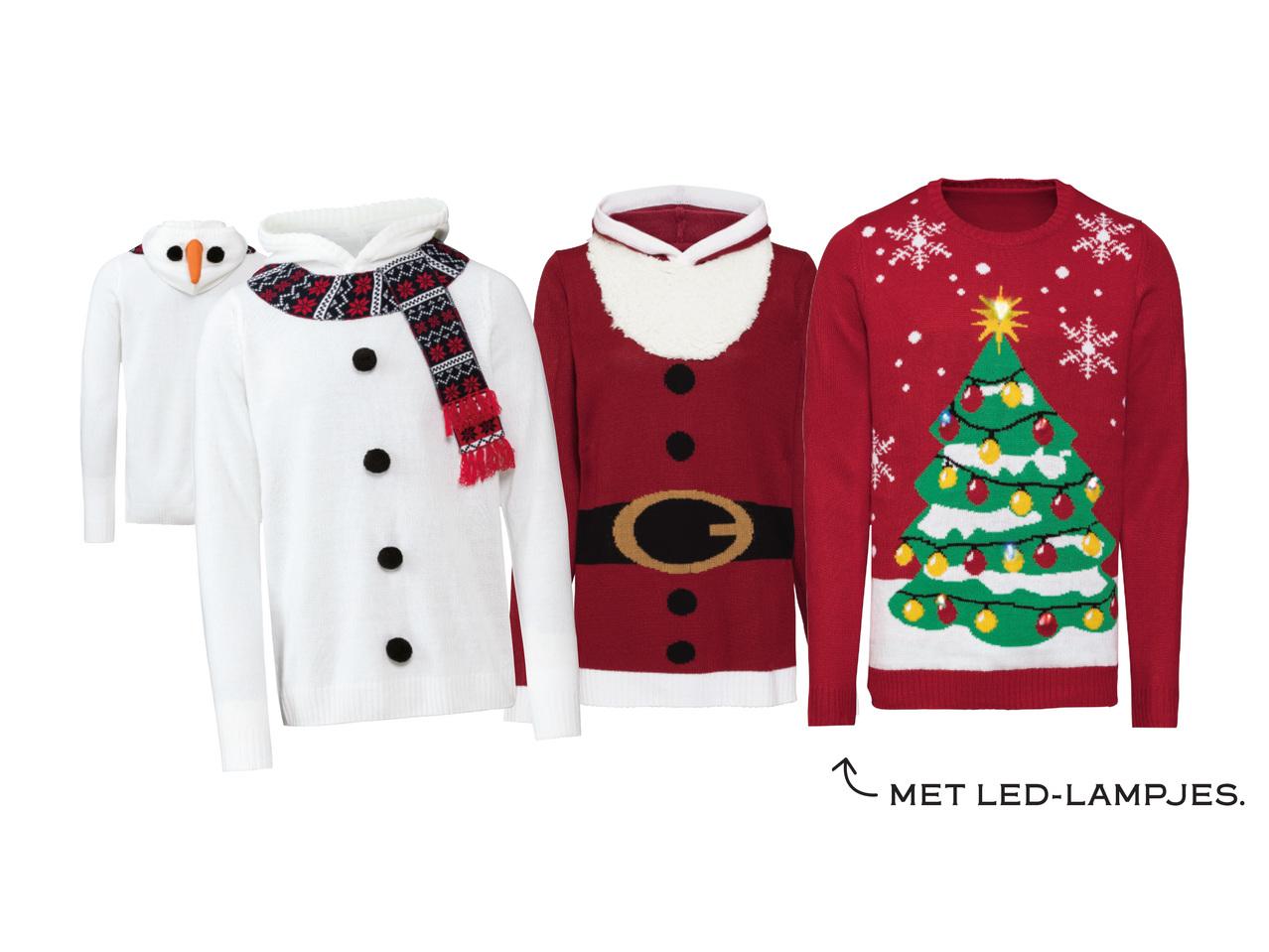 Lidl Kersttrui 2019.Heren Kersttrui Lidl Nederland Specials Archive