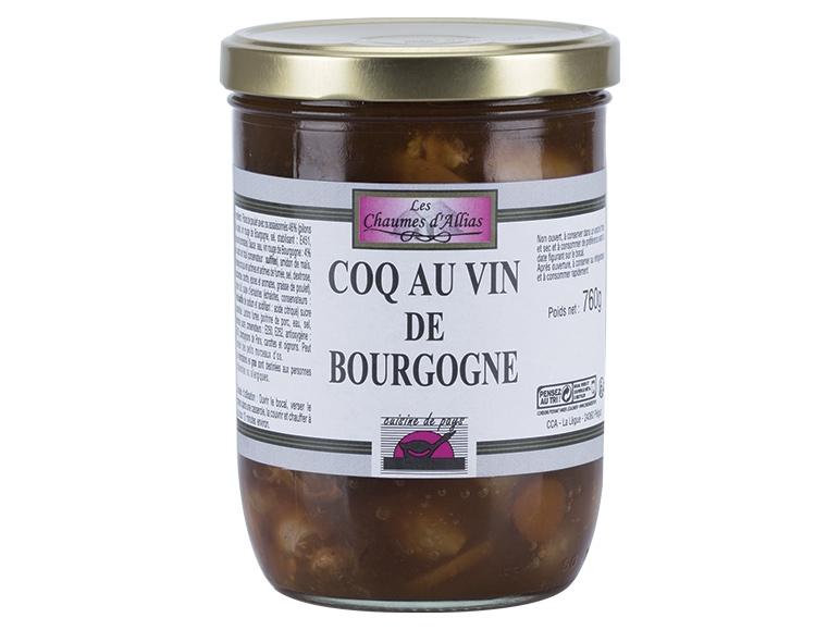 coq au vin bourgogne