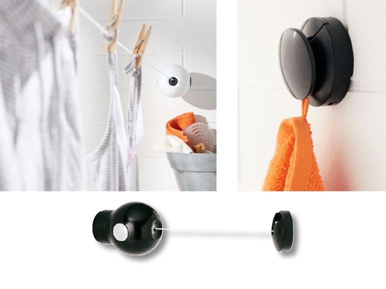 corde linge r tractable lidl suisse archive des. Black Bedroom Furniture Sets. Home Design Ideas