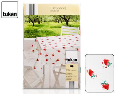 Tukan Tischdecke Vinylflanell Aldi Süd Deutschland Archiv