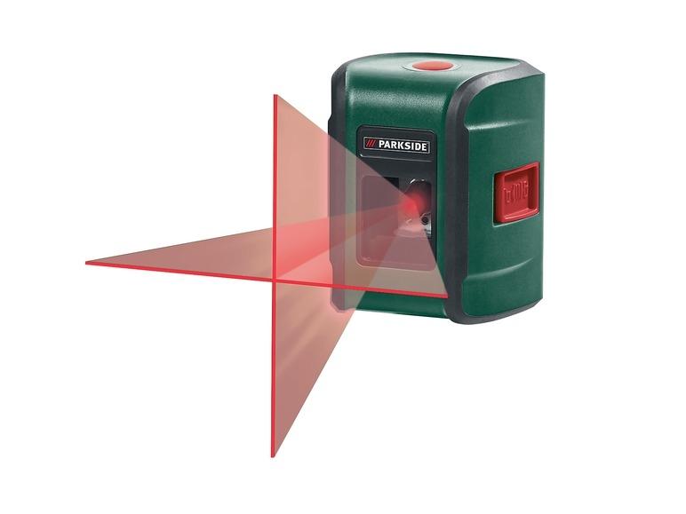 Livella laser a croce con morsetto lidl italia for Lidl parkside italia