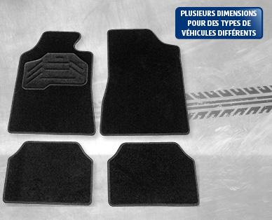 Lot de tapis pour voiture auto xs aldi suisse for Produit pour nettoyer les tapis