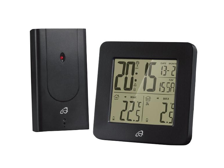 Auriol Temperature Station Lidl Great Britain