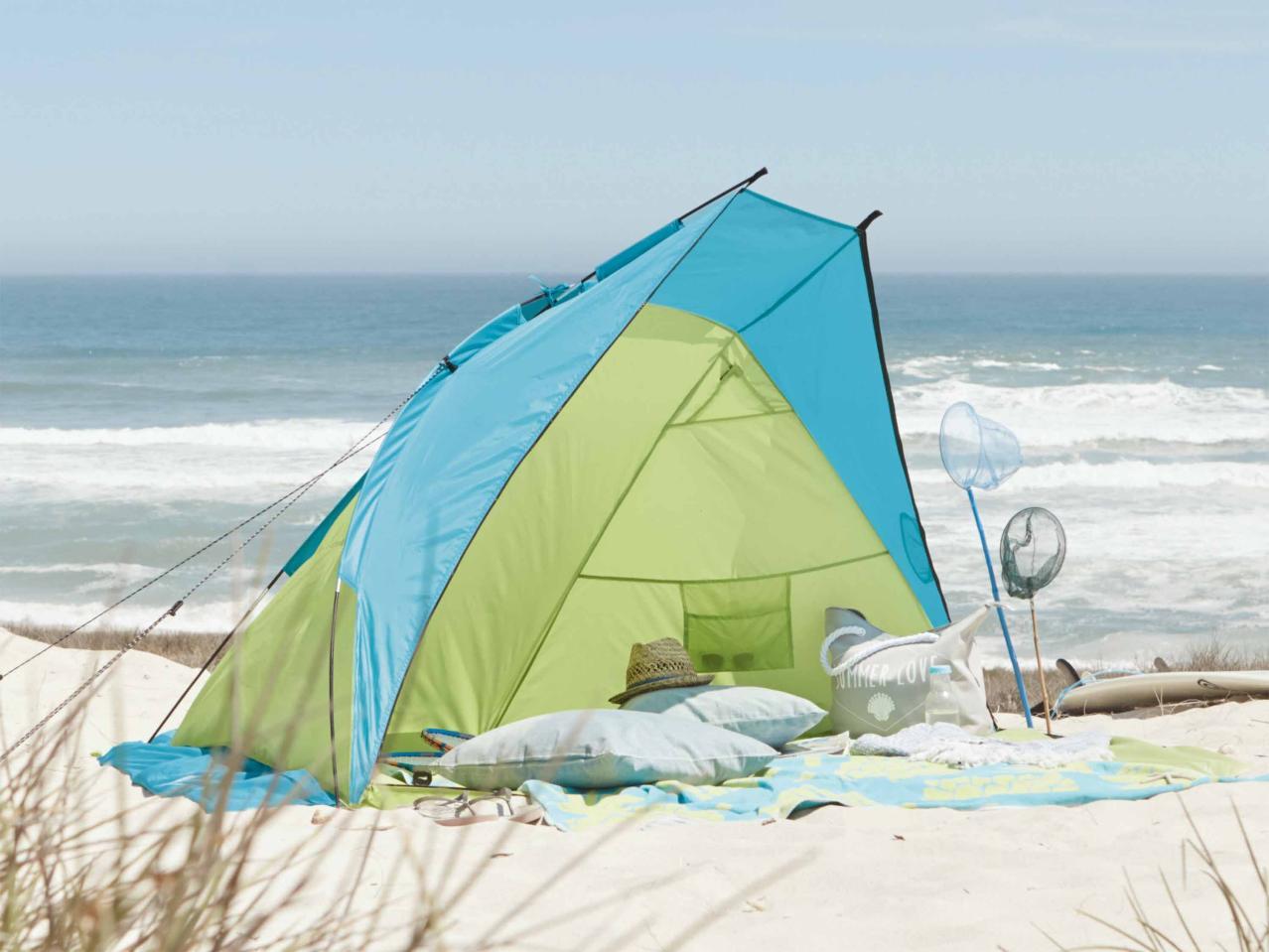 Tenda a conchiglia da spiaggia lidl u2014 svizzera archivio offerte