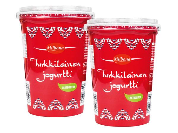 Milbona Kreikkalainen Jogurtti