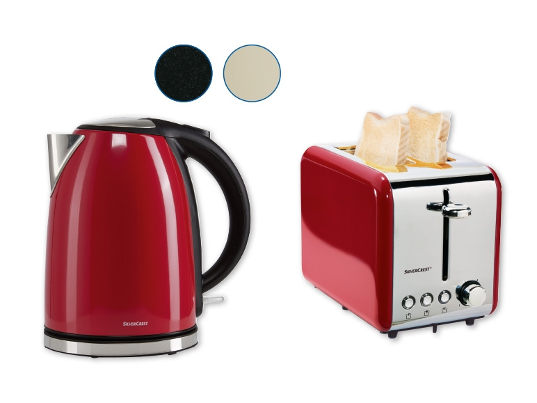 Silvercrest kitchen tools kettle or toaster lidl - Silvercrest kitchen tools opiniones ...