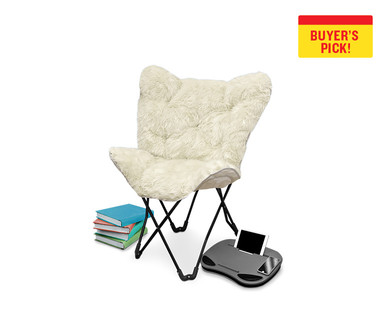 ... SOHL Furniture Butterfly Chair