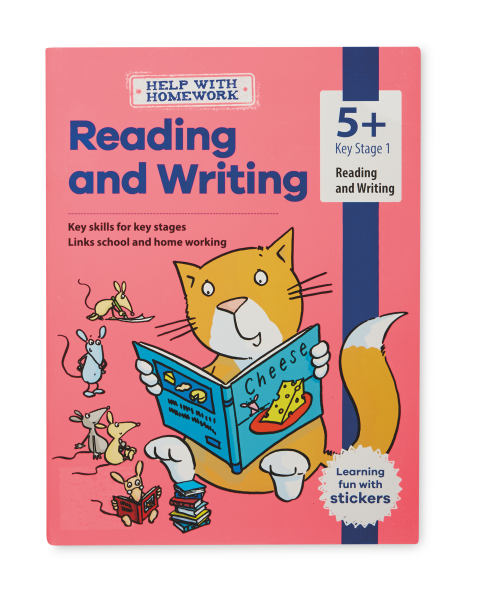 Age 5+ Reading And Writing