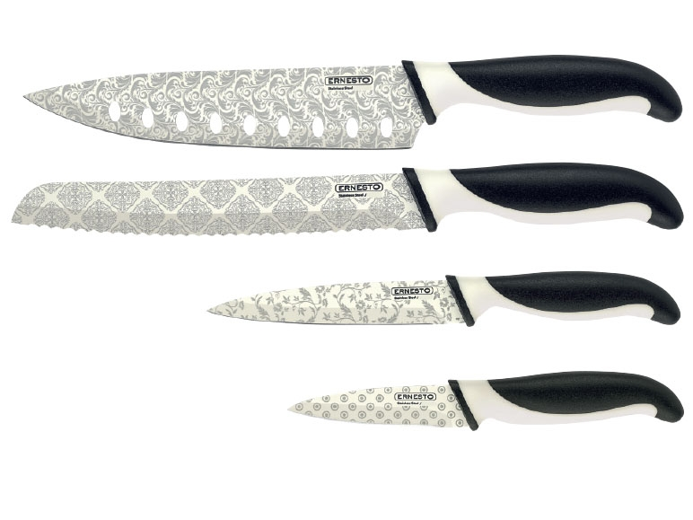 Ernesto Knife Set Lidl Great Britain Specials Archive