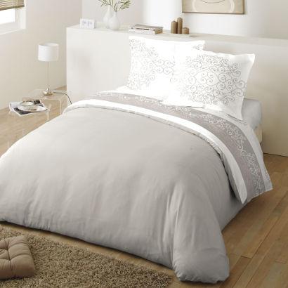 parure de lit flanelle aldi france archive des offres promotionnelles. Black Bedroom Furniture Sets. Home Design Ideas