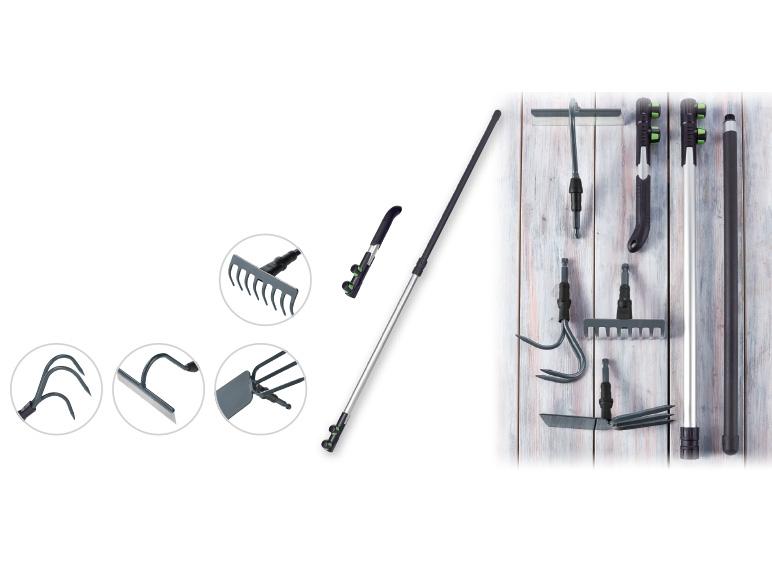 Florabest r multi purpose gardening tools system lidl for Gardening tools ireland