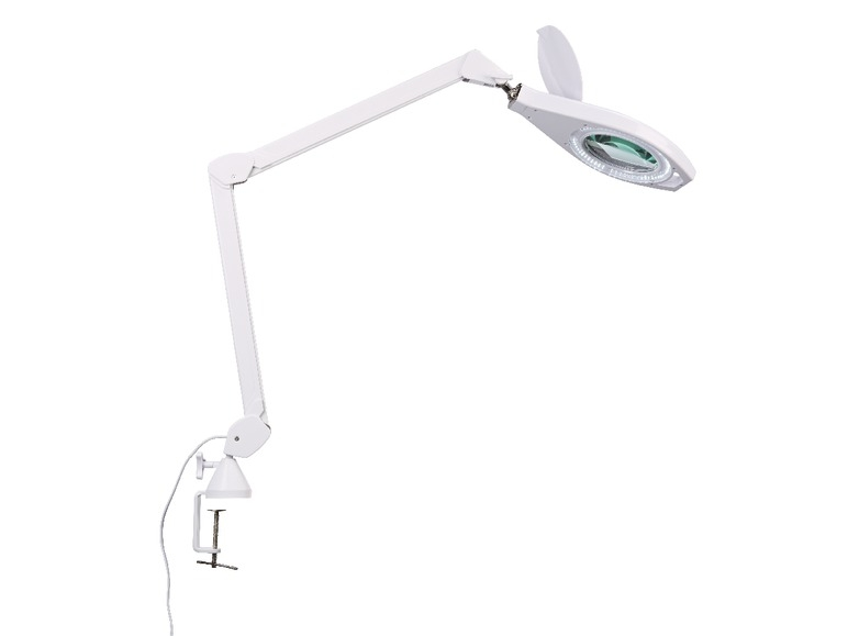 Lampada led con lente d ingrandimento lidl u italia archivio
