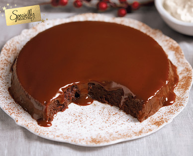 Specially Selected Chocolate Fudge Pudding